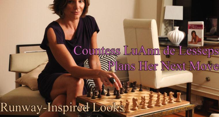 Celebrity Parents Magazine: Countess LuAnn de Lesseps Issue
