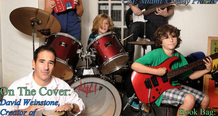 Celebrity Parents Magazine: David Weinstone
