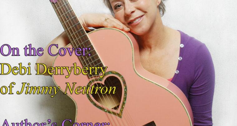 Celebrity Parents Magazine: Debi Derryberry Issue