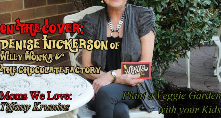Celebrity Parents Magazine: Denise Nickerson Issue