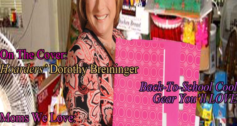 Celebrity Parents Magazine: Dorothy Breininger Issue
