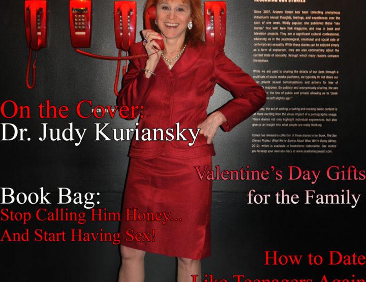 Celebrity Parents Magazine: Dr. Judy Kuriansky