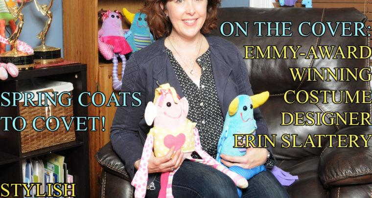 Celebrity Parents Magazine: Erin Slattery Black