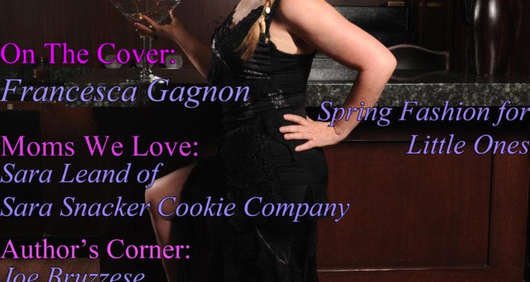 Celebrity Parents Magazine: Francesca Gagnon Issue