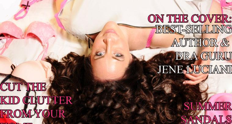 Celebrity Parents Magazine: Jene Luciani Issue
