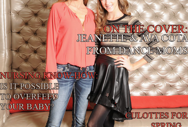 Celebrity Parents Magazine: Jeanette Cota Issue