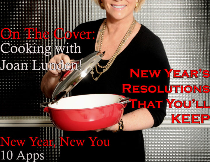 Celebrity Parents Magazine: Joan Lunden Issue