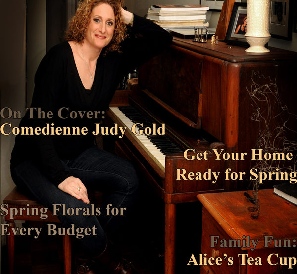 Celebrity Parents Magazine: Judy Gold Issue