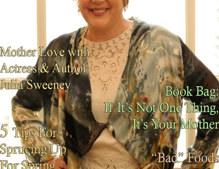 Celebrity Parents Magazine: Julia Sweeney Issue
