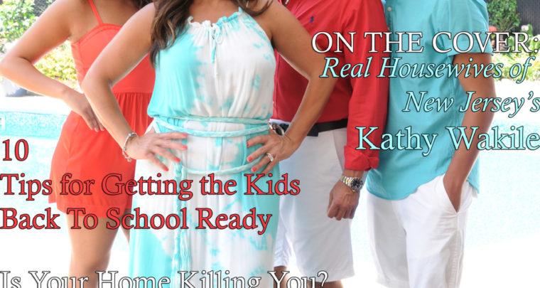 Celebrity Parents Magazine: Kathy Wakile Issue