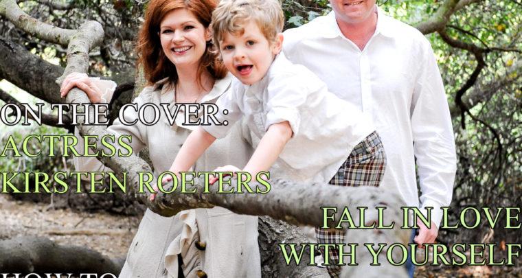 Celebrity Parents Magazine: Kirsten Roeters Issue