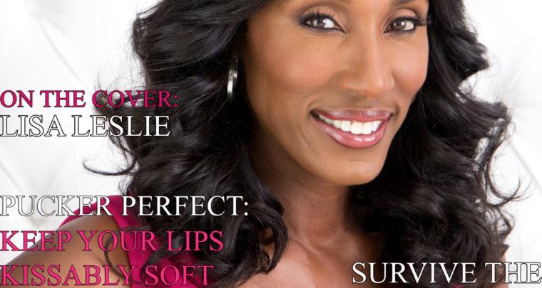 Celebrity Parents Magazine: Lisa Leslie Issue
