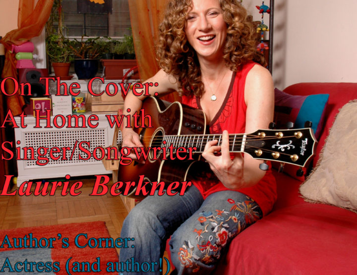Celebrity Parents Magazine: Laurie Berkner Issue