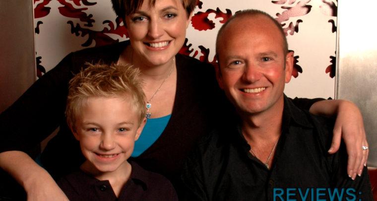 Celebrity Parents Magazine: Lisa Williams Issue