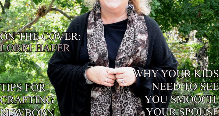 Celebrity Parents Magazine: Lorri Hafer Issue