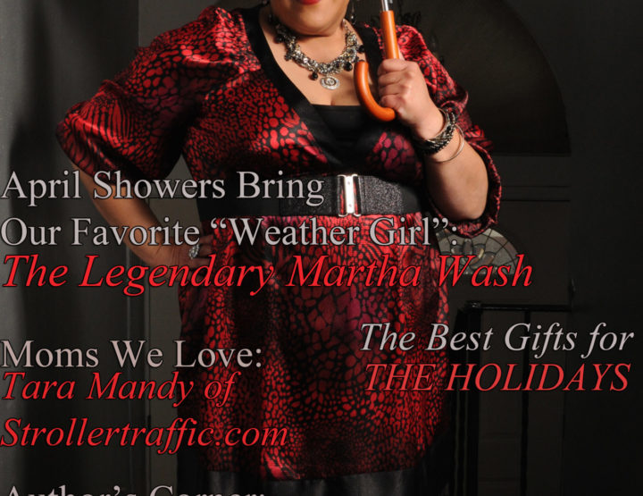 Celebrity Parents Magazine: Martha Wash Issue