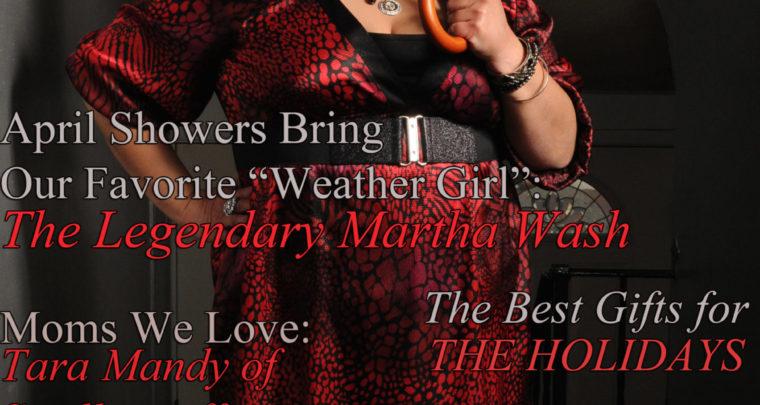 Celebrity Parents Magazine: Martha Wash Issue
