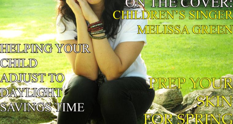 Celebrity Parents Magazine: Melissa Green Issue