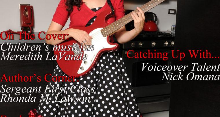 Celebrity Parents Magazine: Meredith LeVande Issue