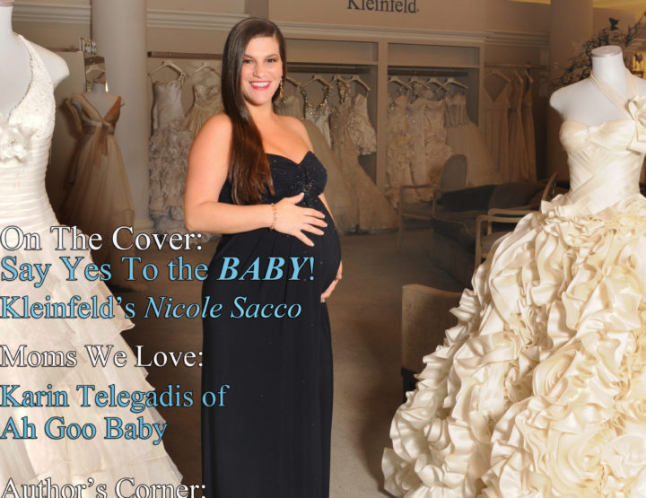 Celebrity Parents Magazine: Nicole Sacco Issue