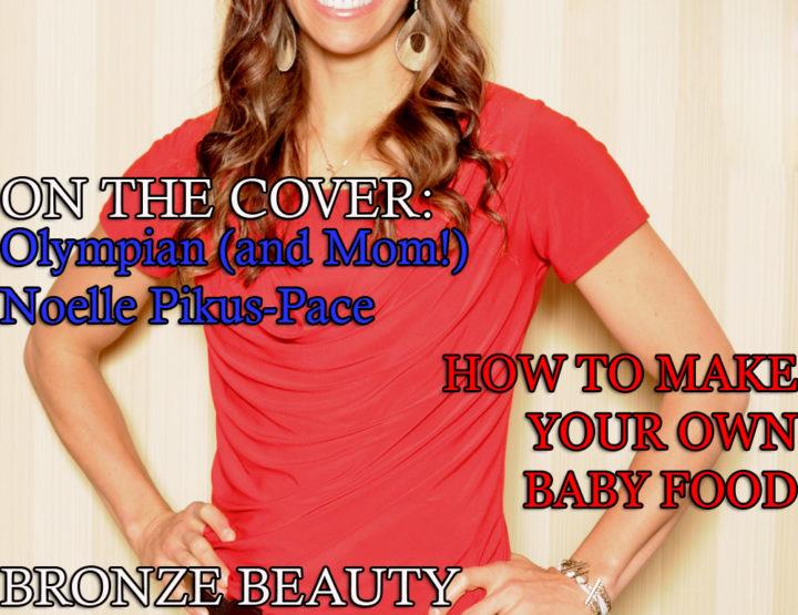 Celebrity Parents Magazine: Noelle Pikus-Pace