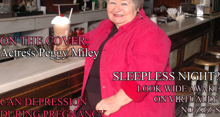 Celebrity Parents Magazine: Peggy Miley Issue
