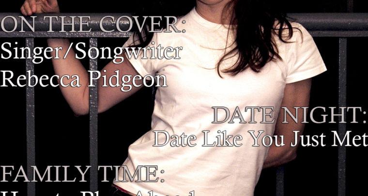 Celebrity Parents Magazine: Rebecca Pidgeon Issue