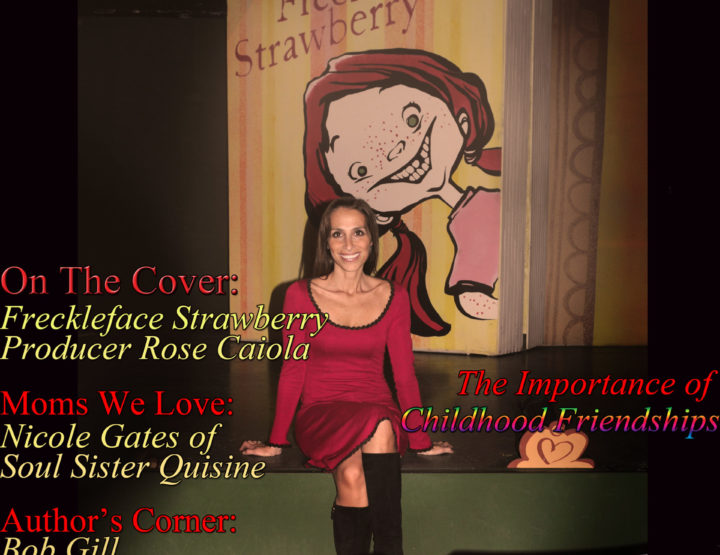 Celebrity Parents Magazine: Rose Caiola Issue