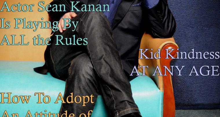 Celebrity Parents Magazine: Sean Kanan Issue
