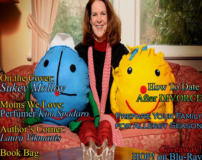 Celebrity Parents Magazine: Sukey Molloy Issue