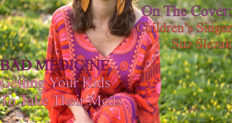 Celebrity Parents Magazine: Suz Slezak Issue