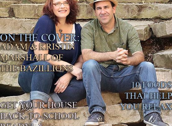 Celebrity Parents Magazine: The Bazillions Issue