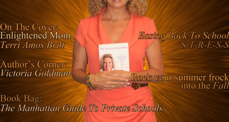Celebrity Parents Magazine: Terri Amos Britt Issue