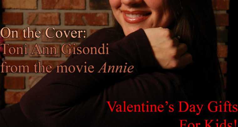 Celebrity Parents Magazine: Toni Ann Gisondi Issue