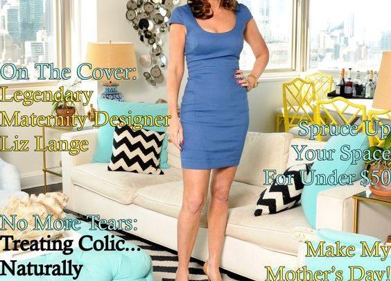 Celebrity Parents Magazine: Liz Lange Issue