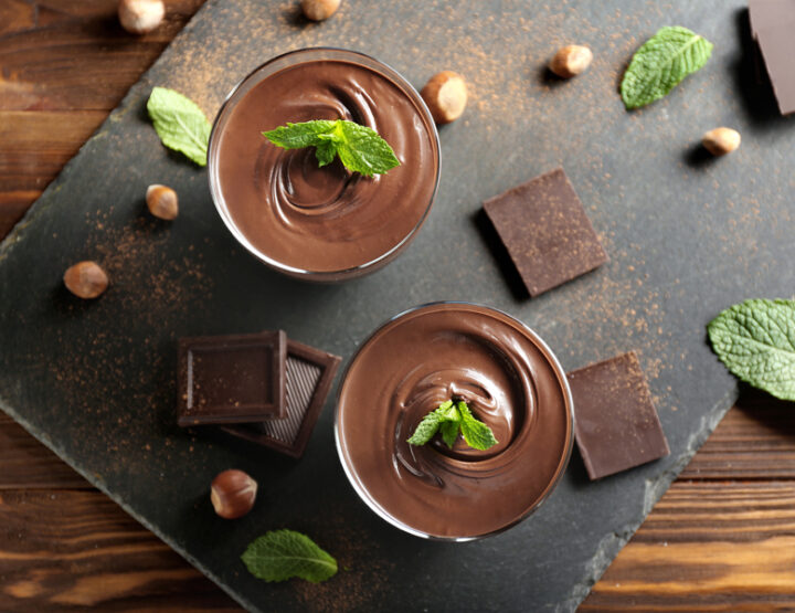 Raw Chocolate Mousse Recipe, And Guys, And It Has ~Avocados~