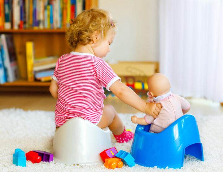 6 Potty Training Tips To Avoid Having Pee All Over Your Floor