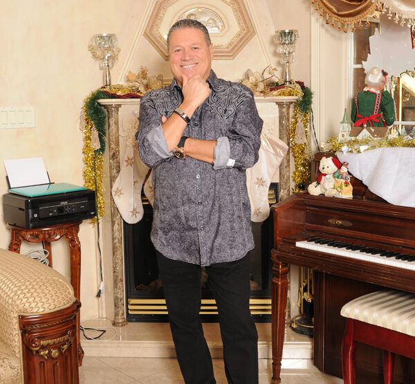 Angelo Venuto Talks About Music, Famiglia, And Life As