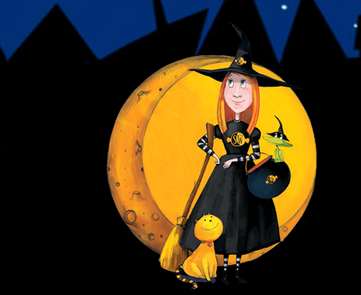 Here's Why The Switch Witch Is A Parent's BFF On Halloween