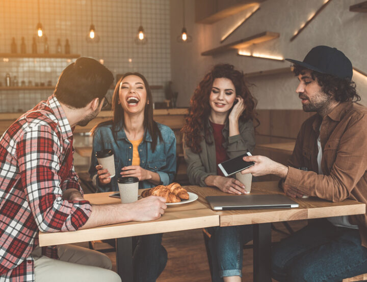 Here's Why Double Dates With Friends Can Help Your Own Relationship