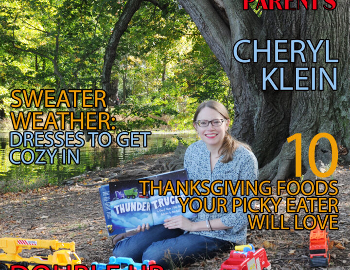 Celebrity Parents Magazine: Cheryl Klein Issue