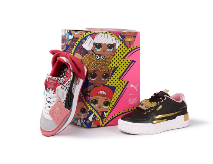 L.O.L. Surprise! x PUMA Collection Features Fun Sneakers And Clothing For Cool Kids