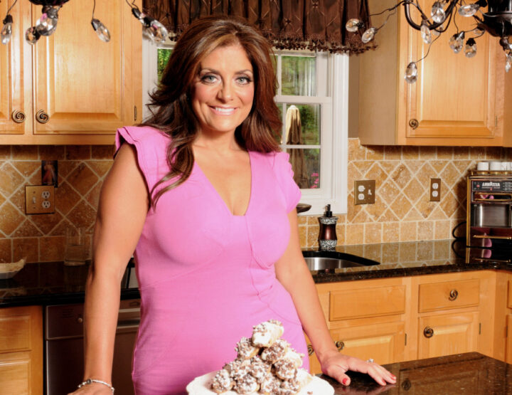 Kathy Wakile of The Real Housewives Of New Jersey Is Celebrating The Sweeter Side Of Life