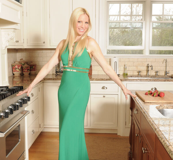 Liza Huber Offers Sage Advice About Being A Mom & A Female Entrepreneur