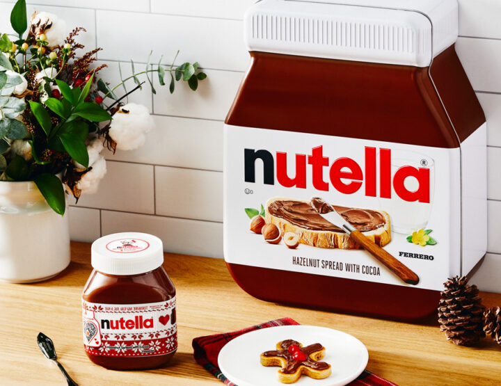 Nutella Launches DIY Holiday Breakfast Kit To Benefit No Child Hungry