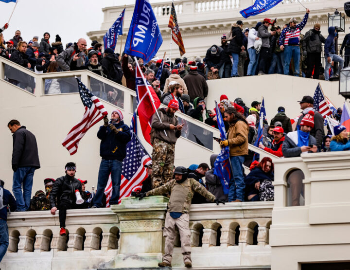 How To Explain The Capitol Riots To Your Child, Because It's Not An Easy Conversation