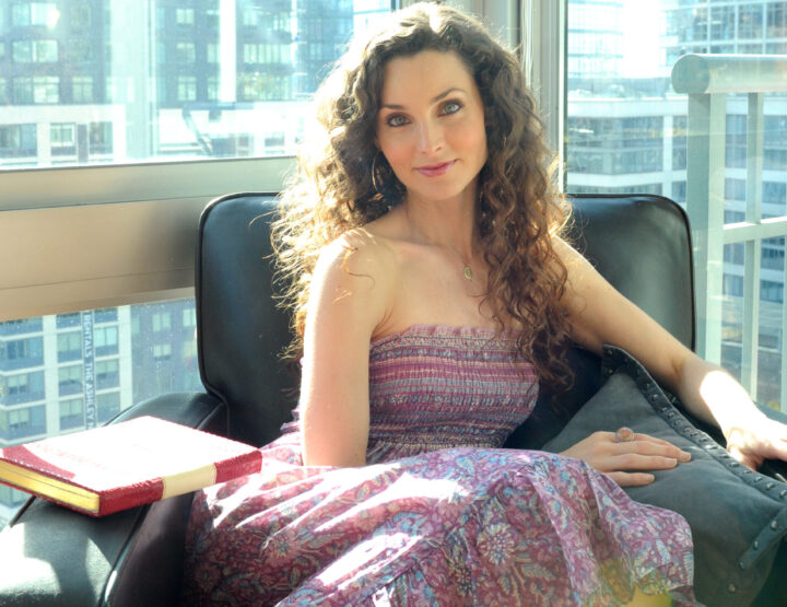 All My Children Actress Alicia Minshew Talks About Family Life & New Chapters