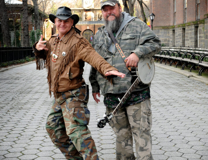 Call of the Wildman's Ernie Brown Jr. (Turtleman) and Neal James On Friendship, Faith, & Family