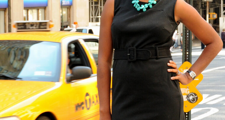 Cinnamon Bowser of Nail Taxi Brings The Glam To New Moms
