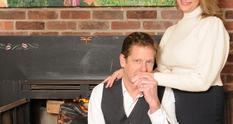 Actors Jodi Stevens & Scott Bryce Are Couple Goals Personified